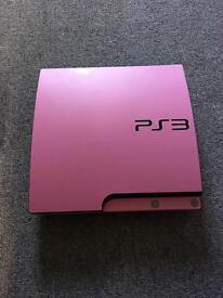 PS3 Slim 3.55 500GB