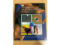 One hundred best album covers hardback book
