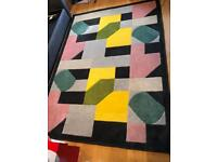 Large Designer Rug from Made | Contemporary Geometric | RRP £299