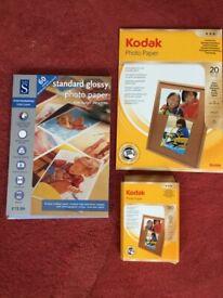 Kodak, Whs photo printing paper sheets