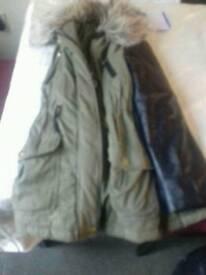 Girls age 9-10 coat