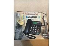 Steepletone big button GSM telephone
