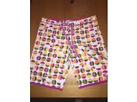 Roxy women's board shorts size XL