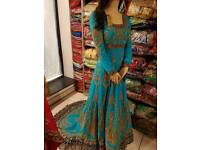 Asian Bridal Designer lengha Dress Walima Wedding