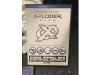 Xploder lite PlayStation 2 game cheats
