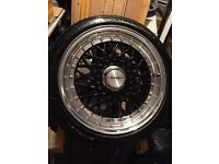 """Swaps, lenso bsx, bbs rs reps 15"""" 4x100"""