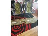 Chairs camping caravan