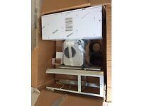 SMEG KI90CE extractor fan, chimney hood, 90cm