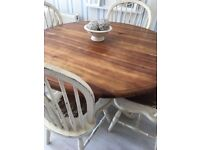 Laura Ashley Bradley table and chairs
