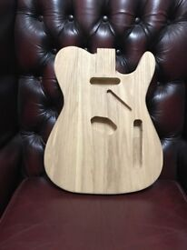 Telecaster Guitar Body.