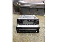 original vw bora golf passat radio with cd player for sale
