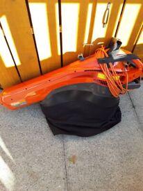 Flymo 2700w Garden Vacumm and Leaf blower