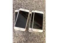 iPhone 6 gold 16gb factory unlocked pristine condition genuine UK models