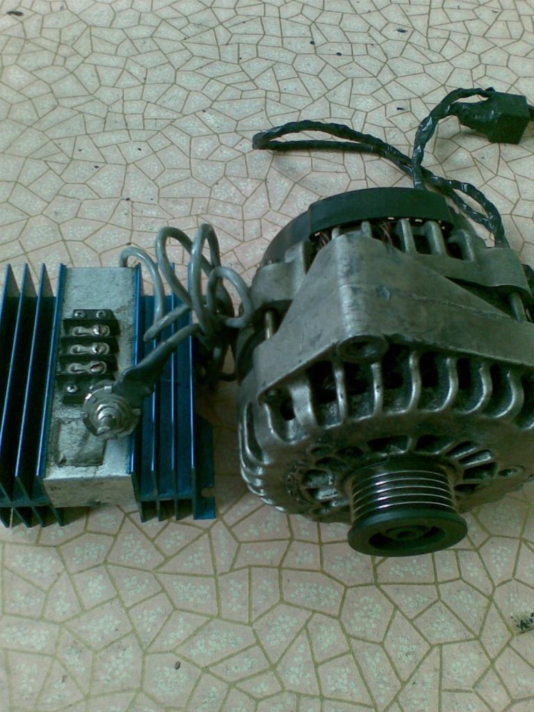 Car Audio High Output Alternator