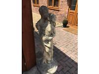 Garden statue 3 feet high