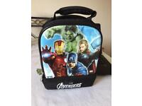 As New Avengers Thermos Insulated Lunchbox