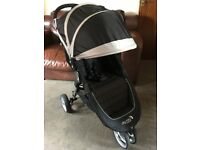CAN POST IMMACULATE BABY JOGGER NEW LOGO CITY MINI PUSHCHAIR CURRENT AWARD WINNING HOLIDAY BUGGY