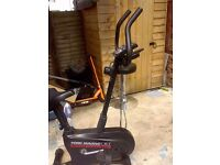 York magna force exercise bike