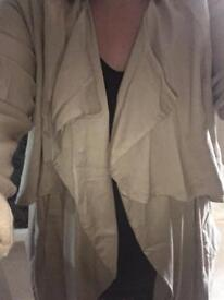 Tan Coat from V by Very