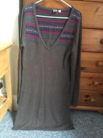 Roxy jumper dress