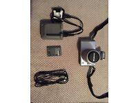 Olympus pen mini e-pm1 compact camera