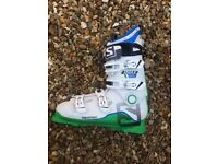 2015/16 Season Salomon XMAX 120 Ski Boots - shell size 29/29.5 - 4 weeks worth of wear