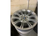 BMW alloys MV2 e60 5 series