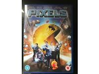 Pixels DVD