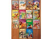Children's Disney Books - Toy Story Lion King Cinderella Jungle Book Snow White Sleeping Beauty