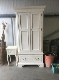 Laura Ashley Clifton Wardrobe * free furniture delivery*
