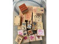 Kids craft stamps