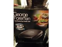 George foreman Fat reducing health grill *BRAND NEW*