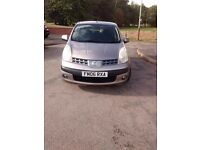 Nissan Note 1.5dci, 128k, MOT, £995 no offers