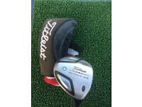 Like new !!!! Never used titleist driver