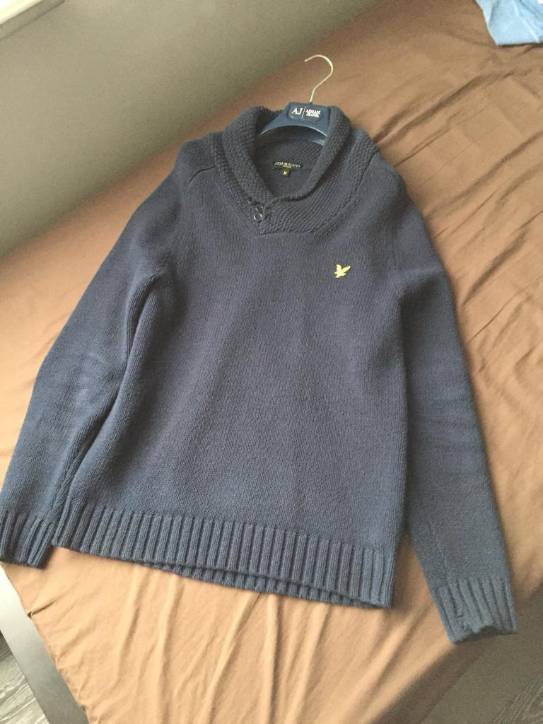 Lyle and Scott jumper