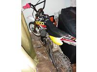 140cc pitbike!!