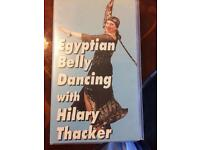Egyptian Belly Dancing VHS Video