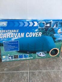 Breathable caravan cover all weather