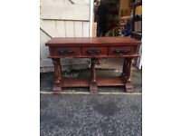 Sideboard / console table