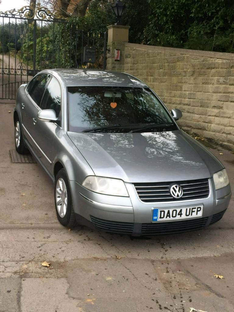 2004 VW PASSAT 1.9 TDI HIGHLINE HYBRID TURBO REMAPPED 180+ BHP MOTORWAY MILES