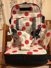 Polar Gear baby booster seat, travel high chair
