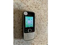 Nokia 2730 classic mobile phone on 3 network