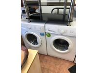 Washing machines £109 delivered with warranty