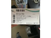 Standing Blink 182 Tickets. Barclaycard Arena. Friday 7th July 2017.