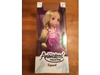 Disney Rapunzel Animators Doll