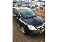 VAUXHALL ZAFIRA 2010 ONLY 69K FULL SERVICE HISTORY MINT CONDITION