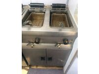 3 Phase/ single phase electric fryer for spares or repair
