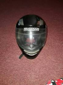 Duchinni motorcycle helmet