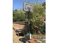 Full Size Reebok Basketball Net
