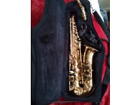 Trevor James Saxophone Classic II Excelent Condition Student Sax
